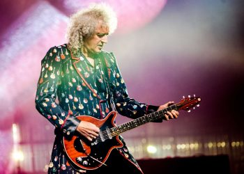 Brian May da clases de guitarra online para aprender a tocar las canciones de Queen
