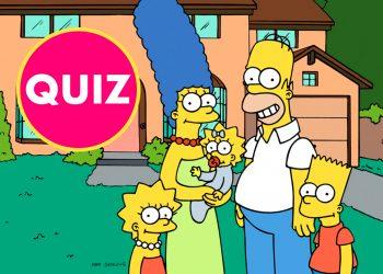 QUIZ SIMPSONS: ¿Cuánto sabes sobre la serie?