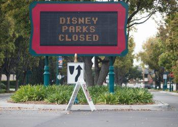 Las tristes fotos de Walt Disney World completamente vacío