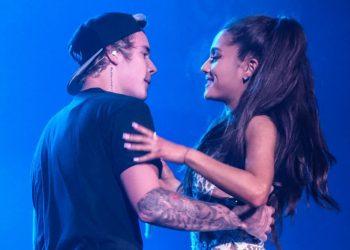 Ariana Grande y Justin Bieber lanzaron la canción más romántica de la cuarentena